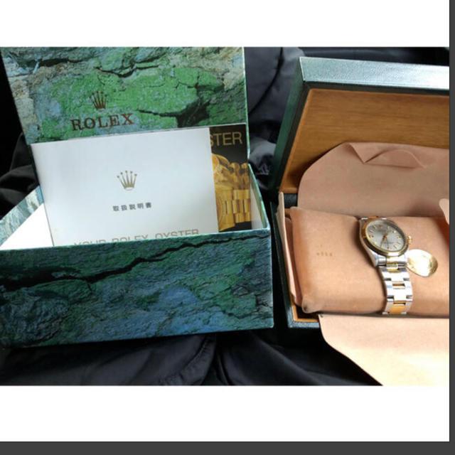 オメガ レディース スクエア 、 ROLEX - ロレックス Rolex パーペチュアルの通販 by ゆのんのん