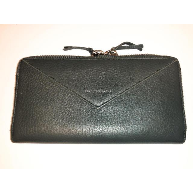 Balenciaga - バレンシアガ  長財布 グレーの通販 by Kai's shop