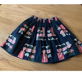 ニードルワークスーン(NEEDLE WORK SOON)のneedle work soon ニードルワークス  スカート 100(スカート)