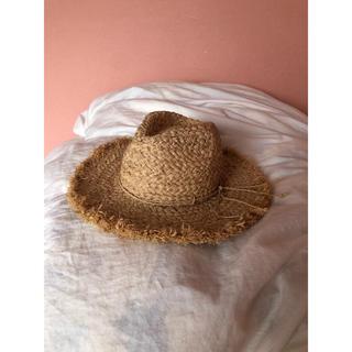 フリークスストア(FREAK'S STORE)の麦わら帽子(麦わら帽子/ストローハット)