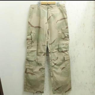 ロスコ(ROTHCO)のBDU3■ROTHCO製 米軍 3C デザート カモ BDU パンツ (ワークパンツ/カーゴパンツ)