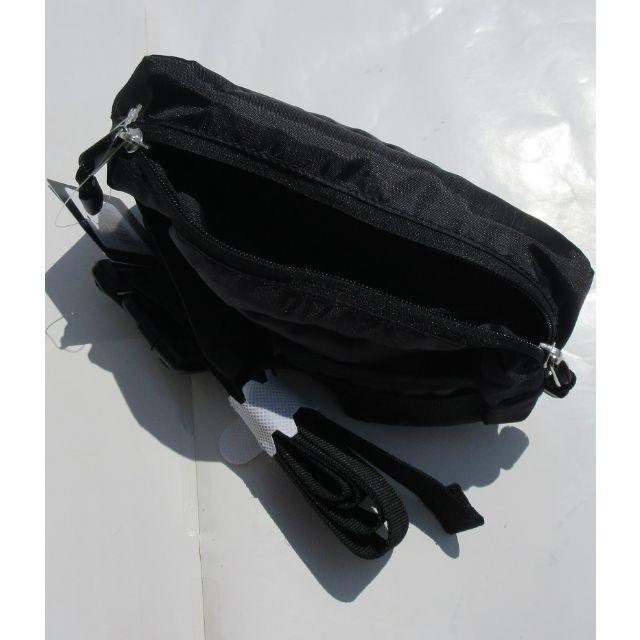 Dickies(ディッキーズ)の新品 Dickies ディッキーズ ボディバッグ ブラック ウエスト ポーチ メンズのバッグ(ボディーバッグ)の商品写真
