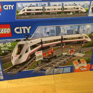 レゴ(Lego)のLEGO CITY 60051  ハイスピードパッセンジャートレイン(電車のおもちゃ/車)