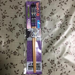 ポケモン箸 キュレム21cm(キャラクターグッズ)