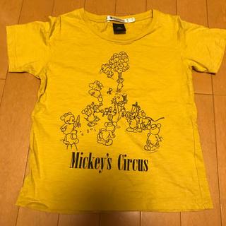 アンダーカバー(UNDERCOVER)のUNIQLO UNDERCOVER ディズニーコラボT キッズ 子供用(Tシャツ/カットソー)