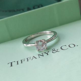 ティファニー(Tiffany & Co.)のTiffany &Co. ティファニー レディース リング 指輪 刻印 箱付き(リング(指輪))