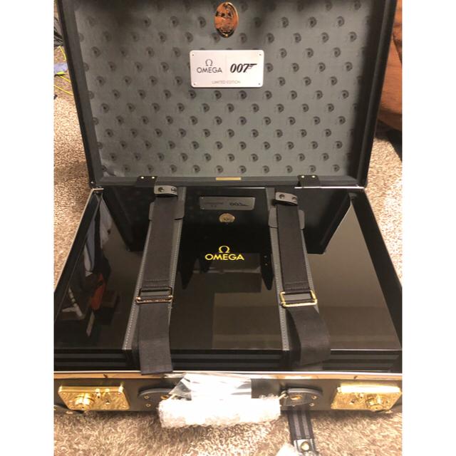 mbk スーパーコピー 時計 q&q 、 OMEGA - OMEGA シーマスター ダイバー300M ジェームズ・ボンド リミテッドの通販 by kulwatt's shop