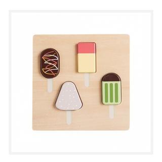 ボーネルンド(BorneLund)の【新品未開封】Kid's Concept アイスクリームパズル キッズコンセプト(その他)