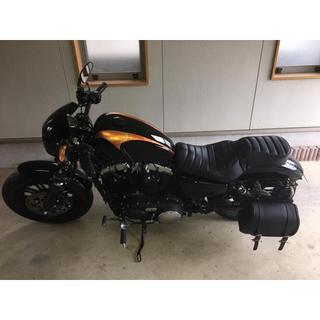 ハーレーダビッドソン(Harley Davidson)のハレーダビットソンフォーティーエイトXL1200X(車体)