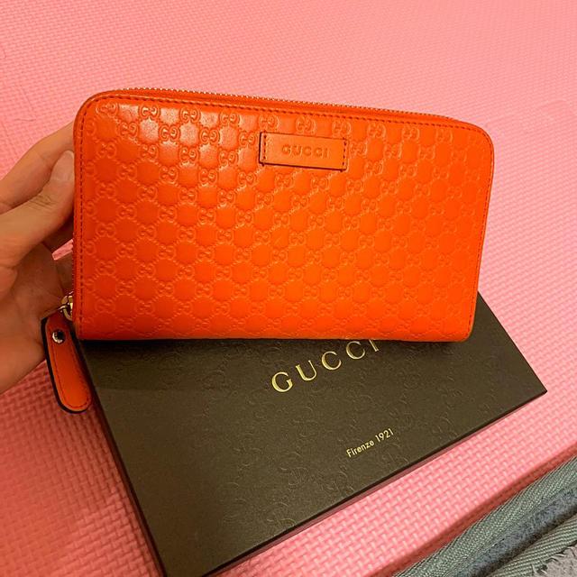 フランクミュラー ヴェガス スーパーコピー時計 - Gucci - 1点のみ早い者勝ち❗️本物保証❗️正規品 Gucci 未使用に近い 長財布の通販 by happy520's shop