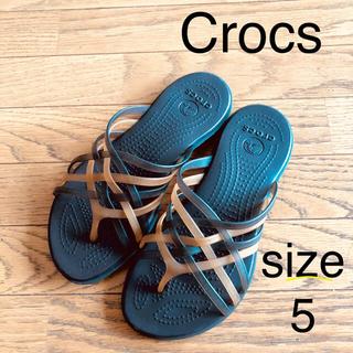 クロックス(crocs)のCrocs クロックスサンダル W5(サンダル)