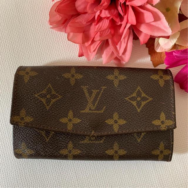 LOUIS VUITTON - ❤セール❤ルイヴィトン ヴィトン LV 財布 2つ折り財布 モノグラムの通販 by tomo's shop
