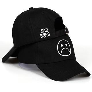 コンバース(CONVERSE)のリルピープ Lilpeep SAD BOYS サッドボーイズ キャップ 帽子(キャップ)