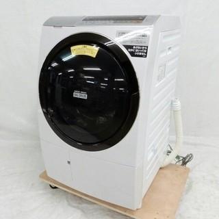 日立 - HITACHI BD-SX110CL ドラム式洗濯機 ビッグドラム 電機洗濯乾燥