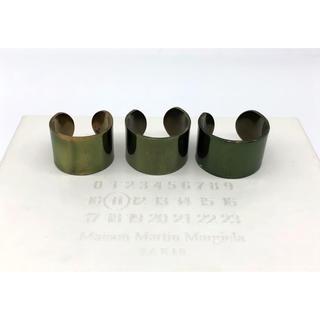 マルタンマルジェラ(Maison Martin Margiela)のマルタンマルジェラ 4連リング 指輪(リング(指輪))