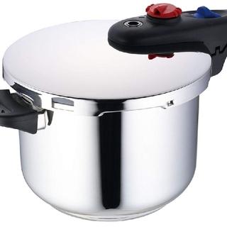 ドウシシャ(ドウシシャ)のDOSHISHA Luminousplus 片手圧力鍋 4.5㍑ 約6合炊き(調理機器)