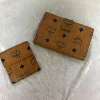 エムシーエム(MCM)のMCM 財布&コインケースセット(財布)