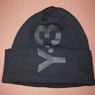 ワイスリー(Y-3)のY-3 ニット帽 16Aw(ニット帽/ビーニー)