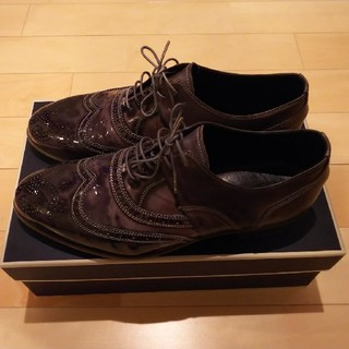 ミハラヤスヒロ(MIHARAYASUHIRO)のミハラヤスヒロ  靴  26.5cm(ドレス/ビジネス)