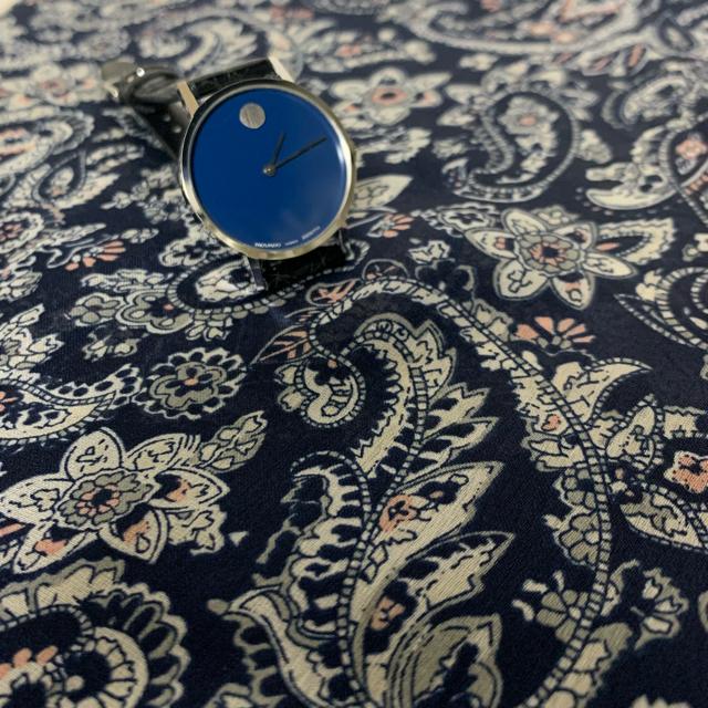 d&g 時計 スーパーコピー n級 - ZENITH - ゼニス モバード ダブルネーム ミュージアムウォッチ 青文字盤 希少の通販 by ペンギン's shop