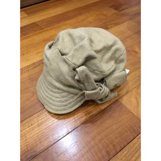 ヴィヴィアンウエストウッド(Vivienne Westwood)のヴィヴィアン ウエストウッド キャスケット 帽子 ビビアン(キャスケット)