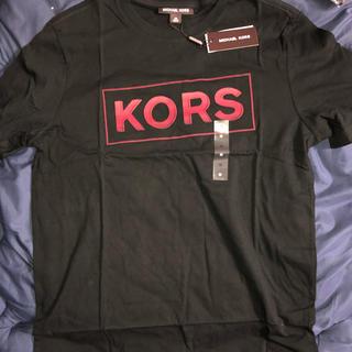マイケルコース(Michael Kors)の日本未入荷 Michael Kors T-shirt ブラック(Tシャツ/カットソー(半袖/袖なし))