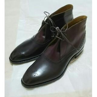リーガル(REGAL)のHIROSHI TSUBOUCHI ブーツ(ドレス/ビジネス)