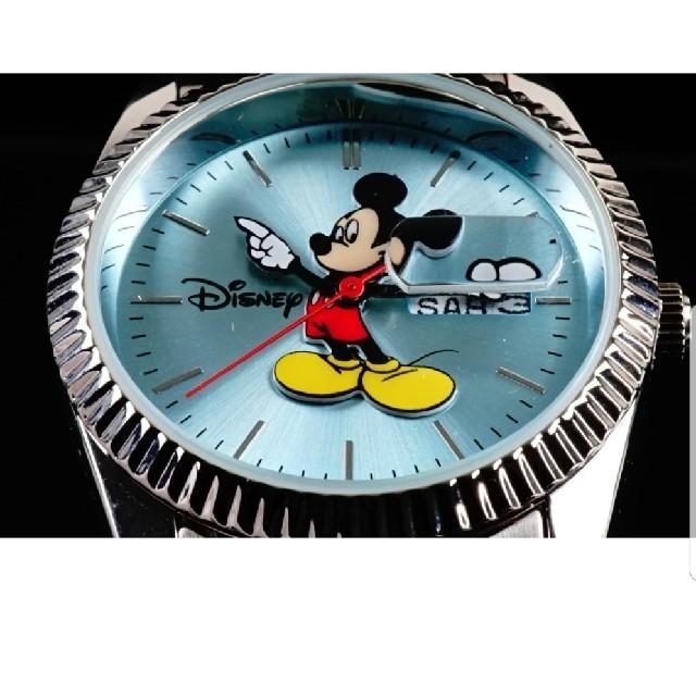 6850casa / Disney - 【ほぼ入手不可能】Disney限定/ミッキーマウス別注コラボ時計の通販 by ラッキーライフ's shop