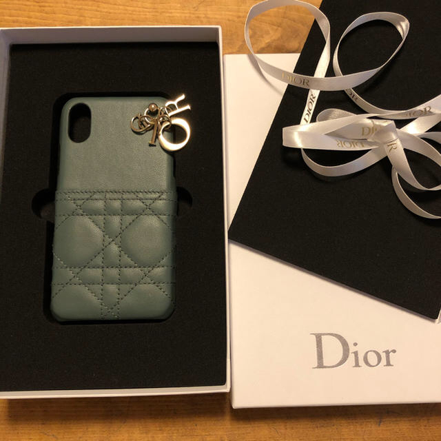 Christian Dior - 美品❣️正規品 Dior iPhoneX / XS ケース ディオールの通販