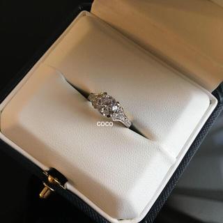 フォクシー(FOXEY)の最高級 人工ダイヤモンド SONA (リング(指輪))
