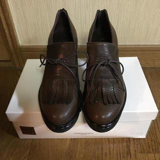 ラボキゴシワークス(RABOKIGOSHI works)のラボキゴシworks ヒール/パンプス/革靴/レースアップシューズ(ハイヒール/パンプス)