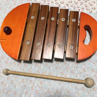 ボーネルンド(BorneLund)のボーネルンド ベビーシロフォン(楽器のおもちゃ)