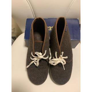 ユナイテッドアローズ(UNITED ARROWS)のブーツ 茶色 ユナイテッドアローズで購入しました。(ブーツ)