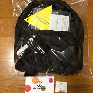 ジャムホームメイドアンドレディメイド(JAM HOME MADE & ready made)の天草三郎様専用nonmetal デイパック S -BLACK DIAMOND(バッグパック/リュック)