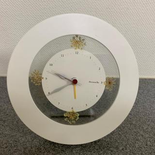 アフタヌーンティー(AfternoonTea)の目覚し時計(置時計)