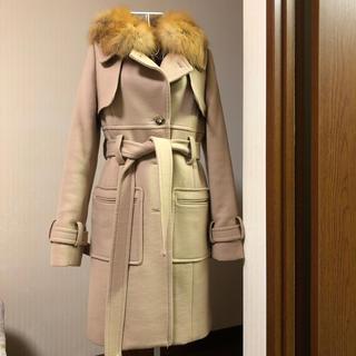 ダブルスタンダードクロージング(DOUBLE STANDARD CLOTHING)のダブルスタンダードクロージング コート(毛皮/ファーコート)