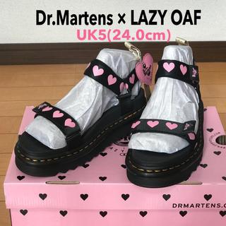 Dr.Martens - Dr. Martens x Lazy Oaf Heart コラボ サンダル