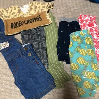 ロデオクラウンズ(RODEO CROWNS)の中古  7着  RODEO  トーマス(Tシャツ/カットソー)