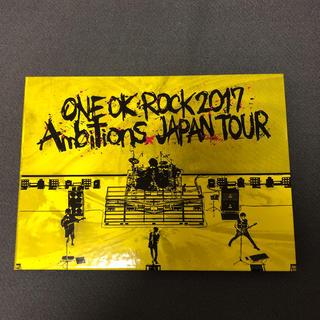 """ワンオクロック(ONE OK ROCK)の2017 """"Ambitions"""" JAPAN TOUR こりん様専用(ミュージック)"""