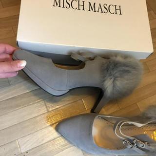 ミッシュマッシュ(MISCH MASCH)のMISCHMASCH ファーパンプス(ハイヒール/パンプス)