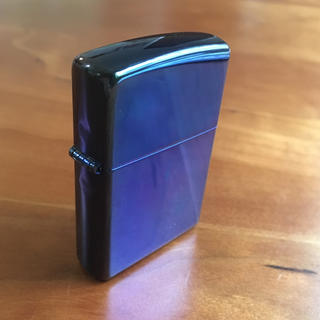 ジッポー(ZIPPO)のバリオス2様専用 ジッポー ライター ブルー(タバコグッズ)
