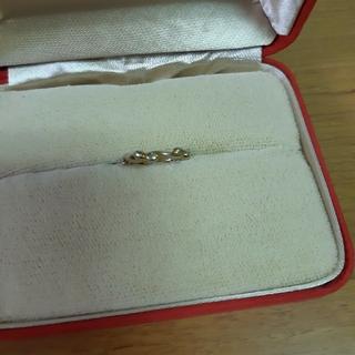 silver ピンキーリング  (リング(指輪))