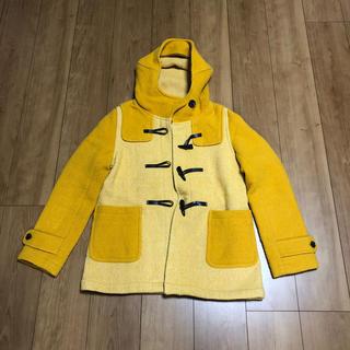 ビームス(BEAMS)の✳︎BEAMS✳︎明るい黄色コート♡(ダッフルコート)