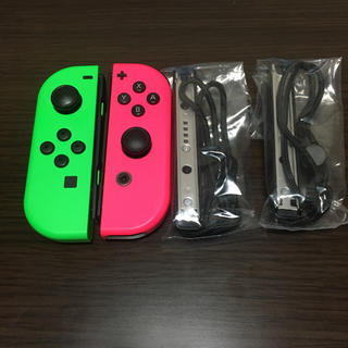 ニンテンドースイッチ(Nintendo Switch)のNintendo Switch ジョイコン(家庭用ゲーム機本体)