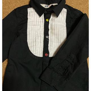 エイチアンドエム(H&M)のオシャレシャツ(ドレス/フォーマル)