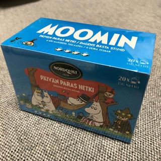 カルディ(KALDI)の新品 ムーミン フレーバーブラックティー 紅茶 20p(茶)