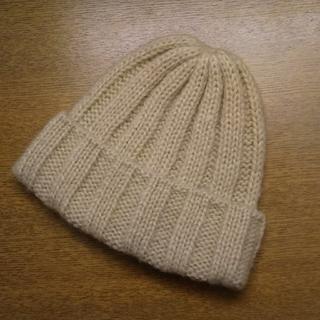 サマンサモスモス(SM2)の新品 SM2 ニット帽(ニット帽/ビーニー)