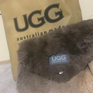 アグ(UGG)の最終値下げ UGG ファーショルダーバッグ(ショルダーバッグ)