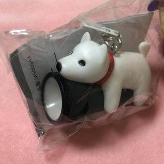 ソフトバンク(Softbank)のお父さん LEDライト キーホルダー2個セット!(キャラクターグッズ)