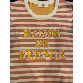 メゾンドリーファー(Maison de Reefur)のmaison de reefur ニット(ニット/セーター)